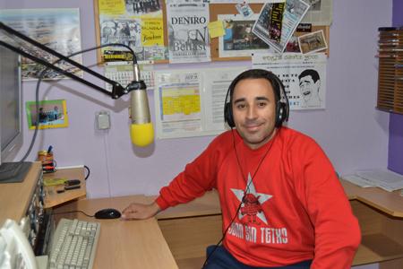 Doble V radio