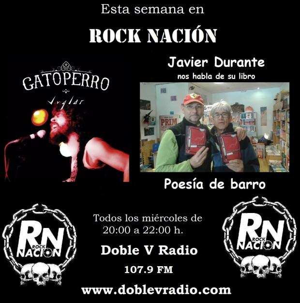 Esta semana en Rock Nación